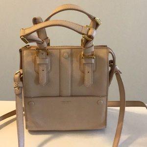 Vintage Giorgio Armani Mini Pink Tote Handbag